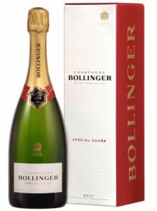 CHAMPAGNE BOLLINGER SPECIAL CUVEE DEMI BOUTEILLE