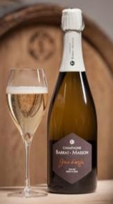 CHAMPAGNE BARRAT MASSON GRAIN D ARGILE