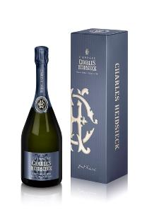 CHAMPAGNE CHARLES HEIDSIECK BRUT RESERVE DEMI BOUTEILLE